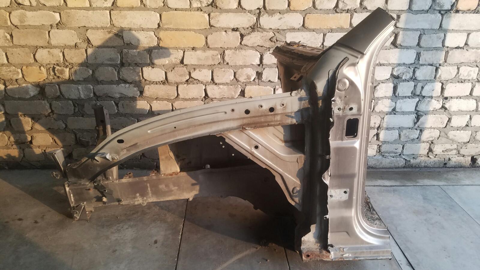 Четверть кузова Porshe Cayenne 955 BMV M02.2Y 3.2Л 2005 передний левый