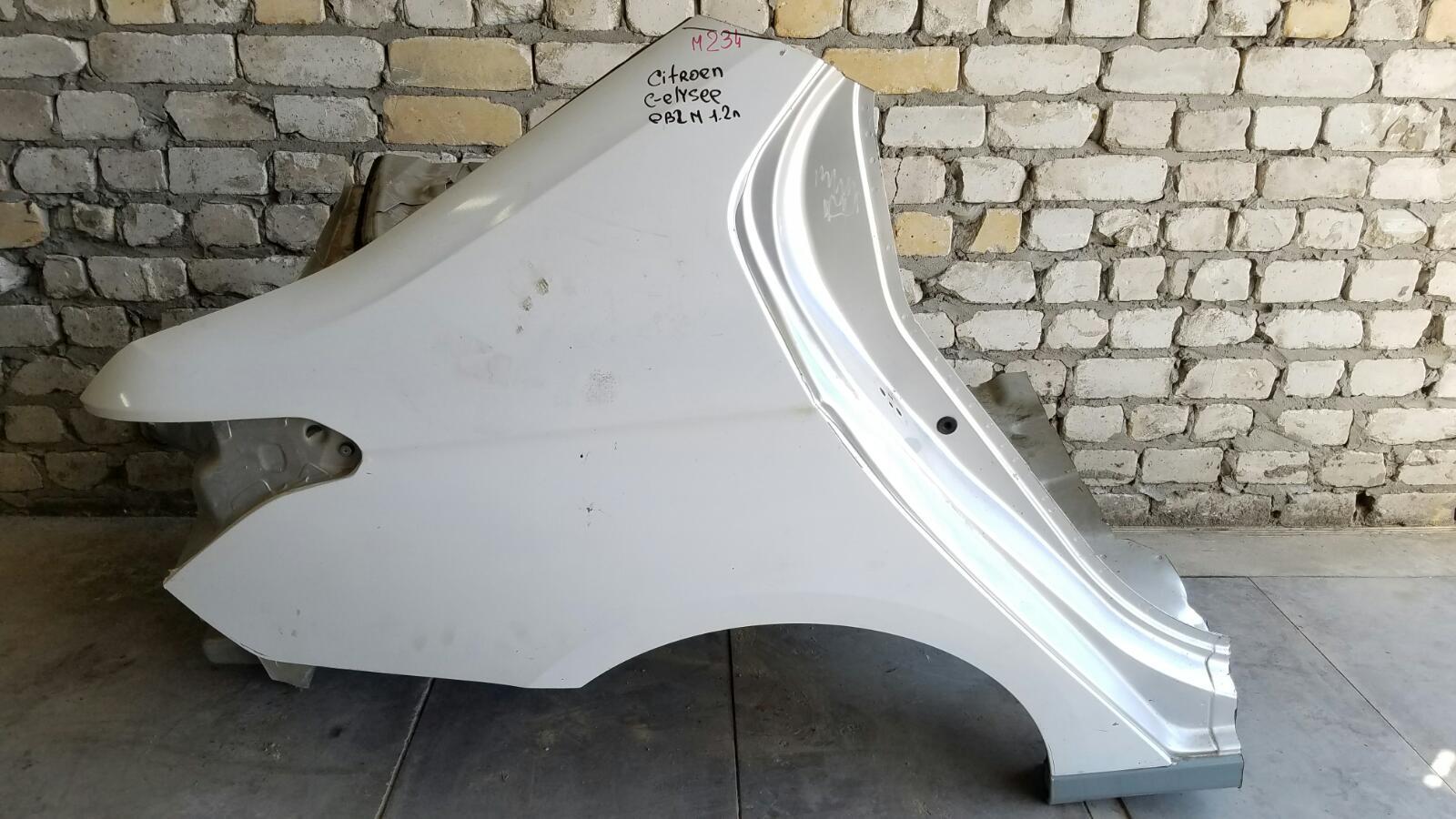 Четверть кузова Citroen C-Elysee DD EB2 M 2013 задний правый