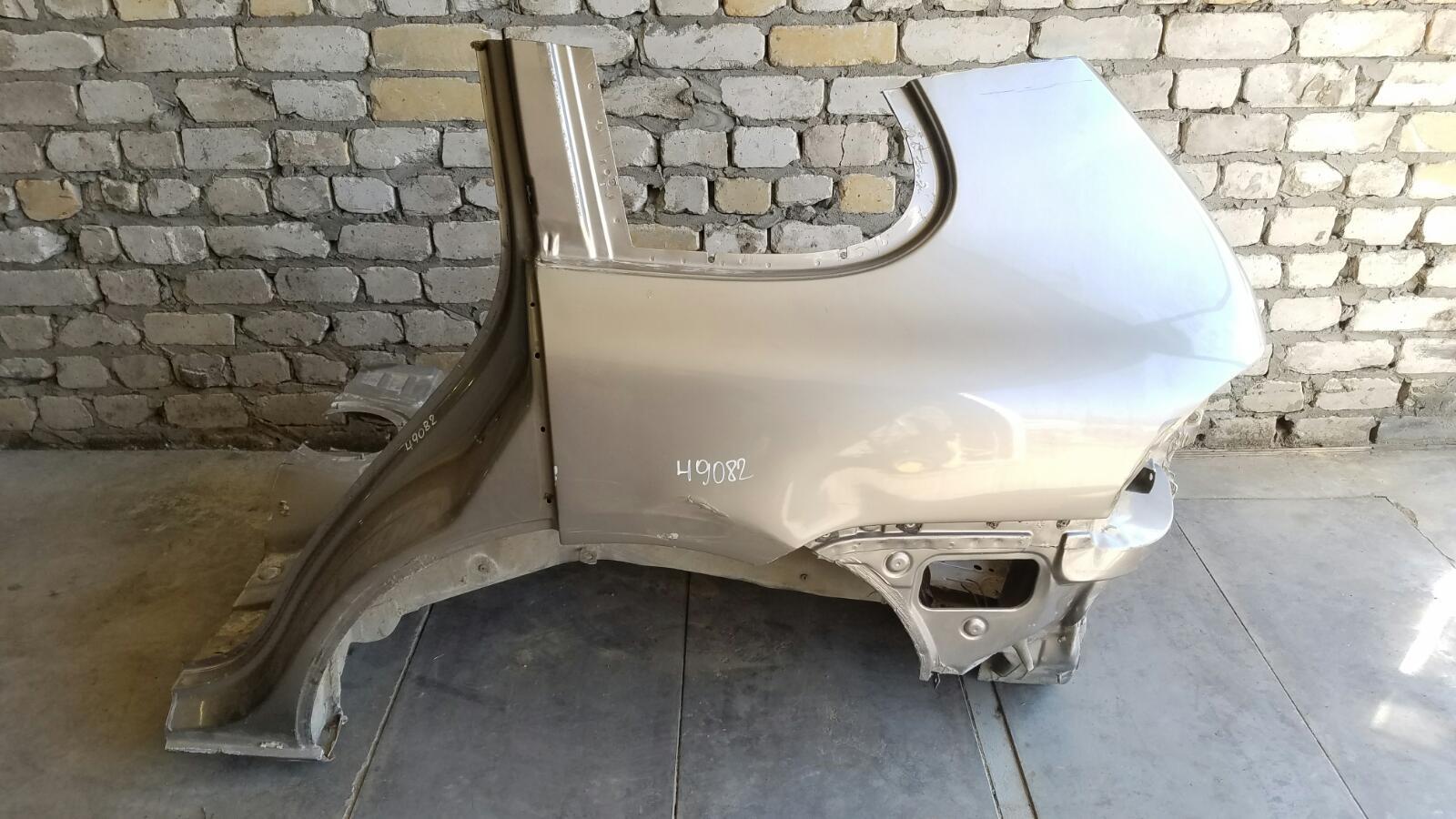 Четверть кузова Porshe Cayenne 955 BMV M02.2Y 3.2Л 2005 задний левый