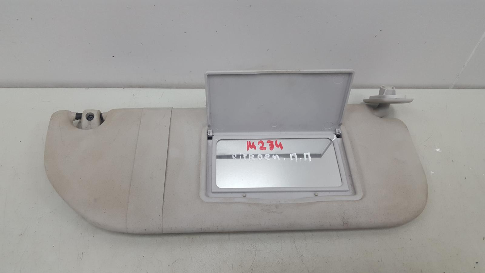 Козырек солнцезащитный Citroen C-Elysee DD EB2 M 2013 правый