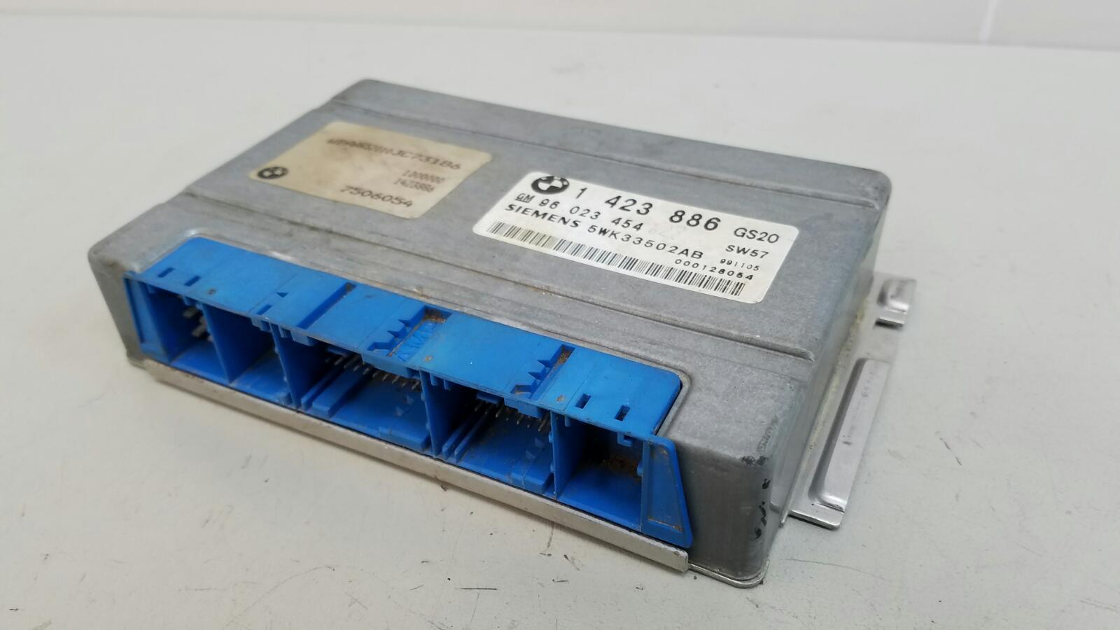 Блок управления акпп Bmw 320I E46 M52