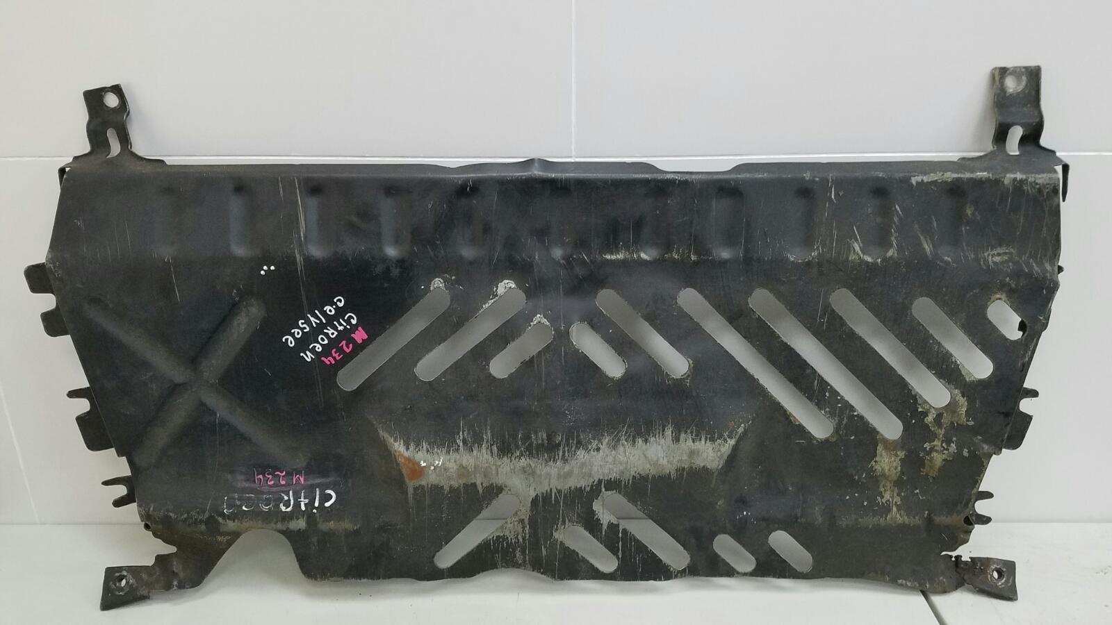 Защита двигателя двс Citroen C-Elysee DD EB2 M 2013