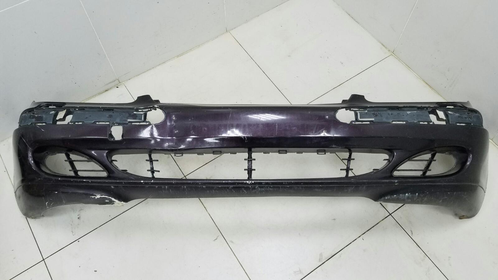 Бампер Mercedes S600 W220 M275.950 2002 передний