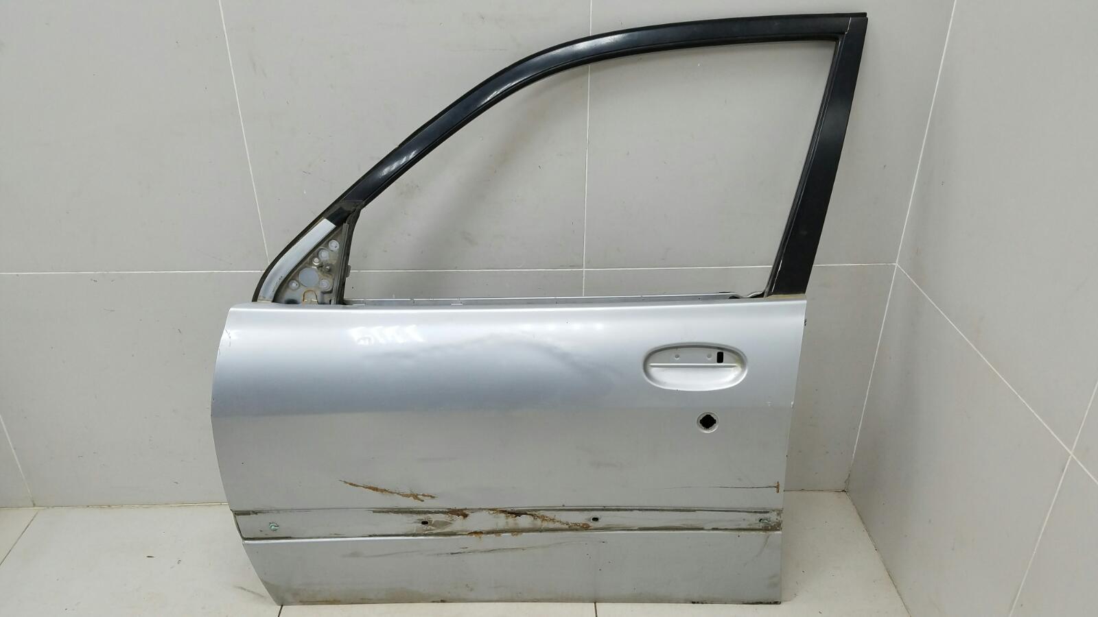 Дверь Daihatsu Storia M100S EJ 1Л 2003 передняя левая