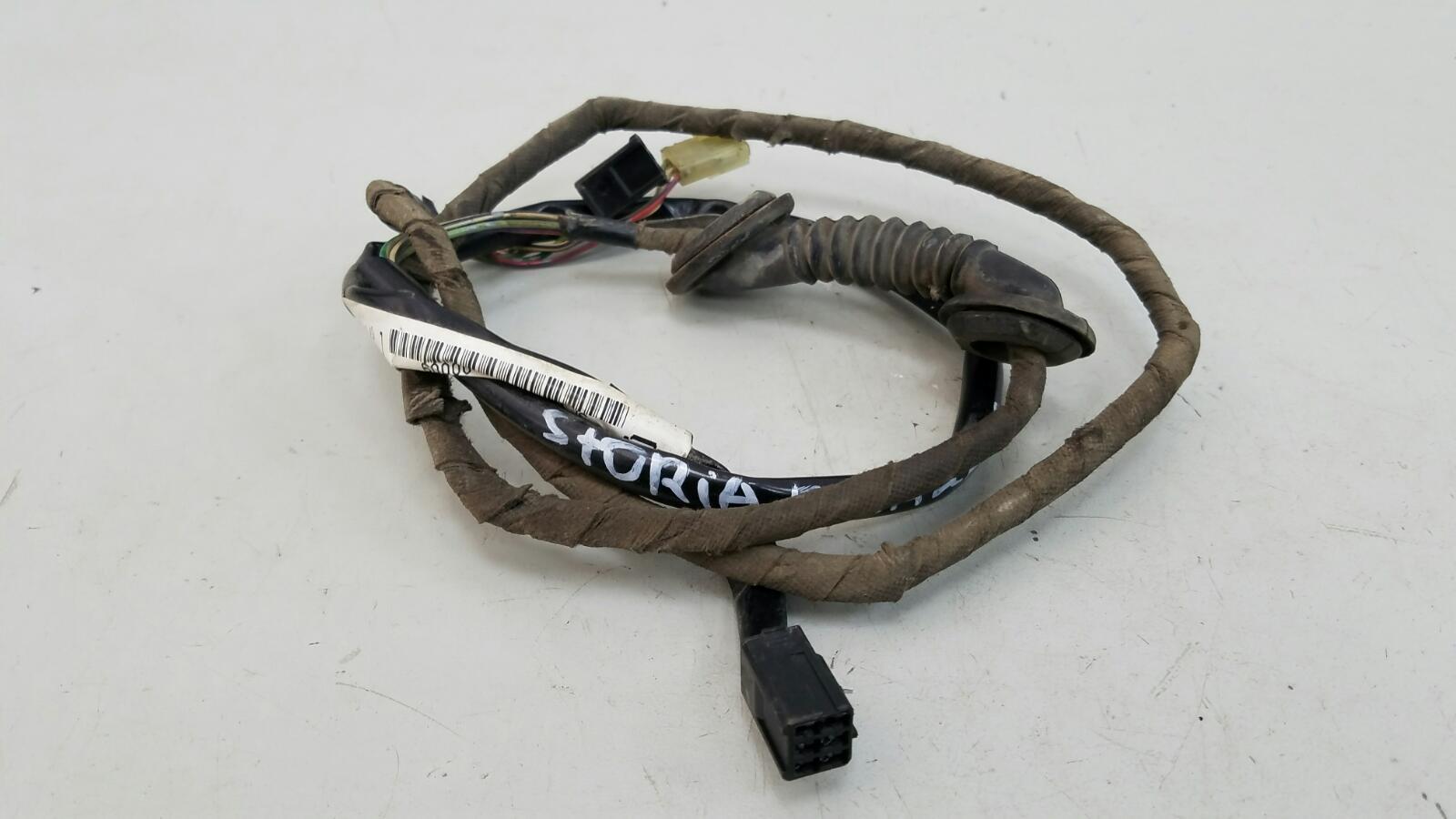 Проводка шлейф коса крышки багажника Daihatsu Storia M100S EJ 1Л 2003