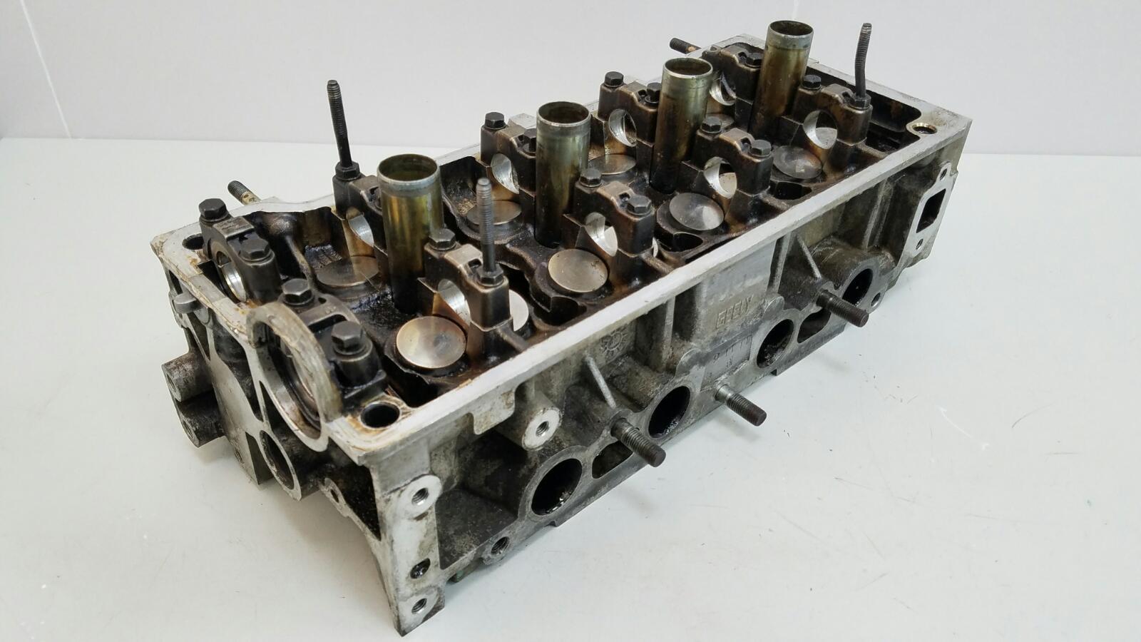 Головка блока цилиндров гбц Geely Mk MR479QA 1 2012