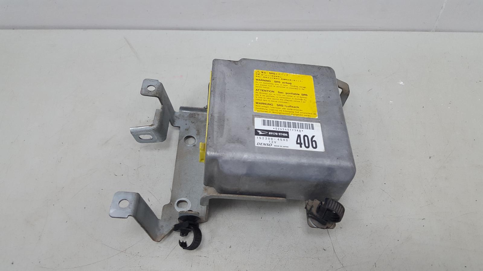 Блок управления srs airbag Daihatsu Storia M100S EJ 1Л 2003