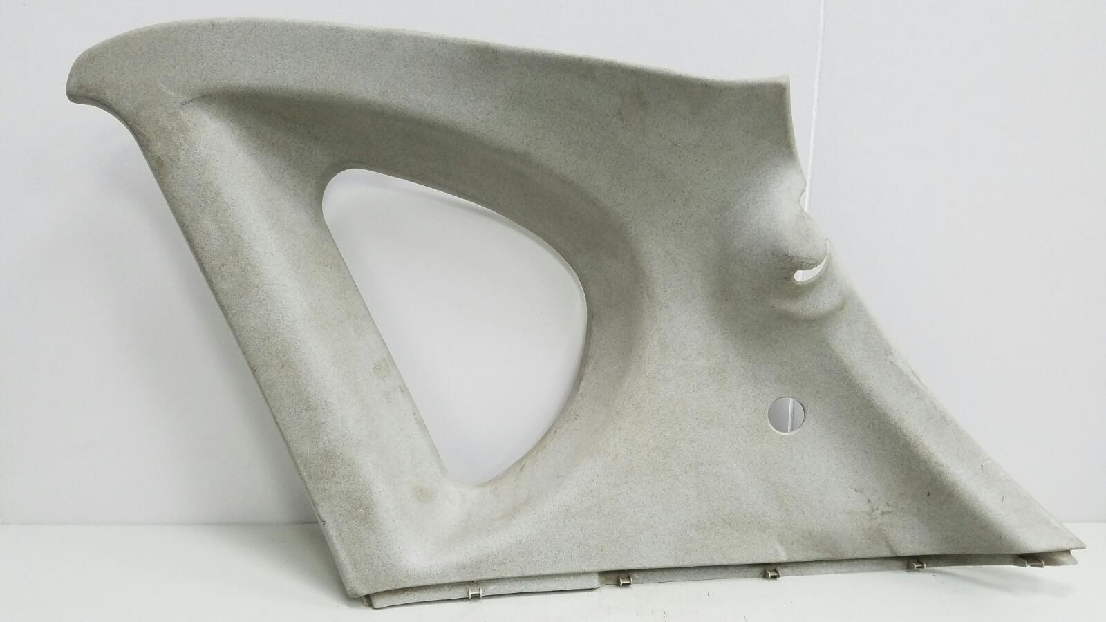 Обшивка стойки Daihatsu Storia M100S EJ 1Л 2003 задняя правая