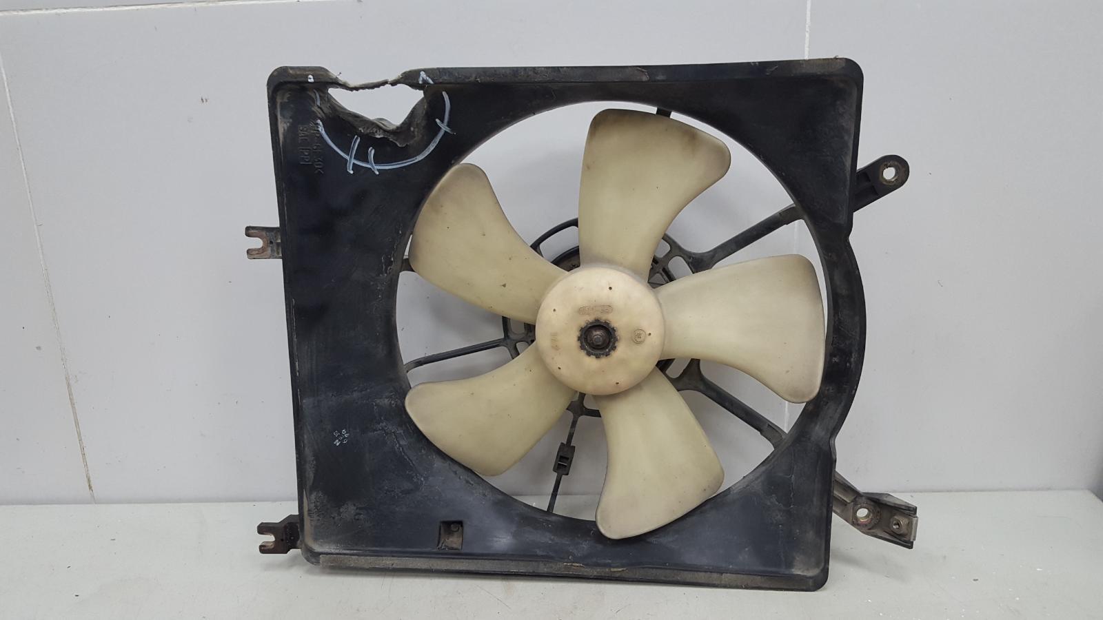 Вентилятор охлаждения радиатора Daihatsu Storia M100S EJ 1Л 2003
