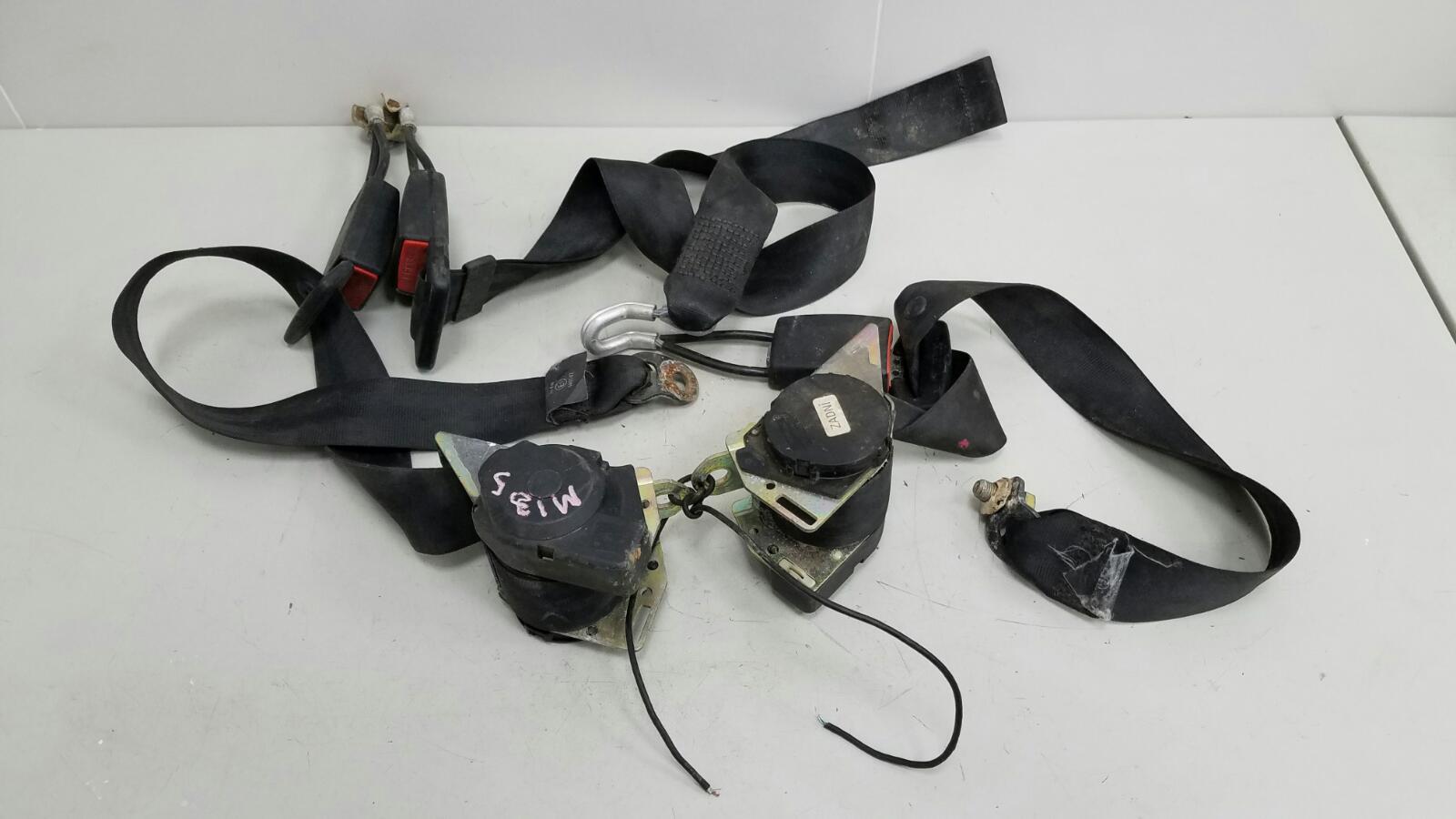 Комплект ремней безопастности Skoda Octavia 1U2 AKL 1.6Л 2003