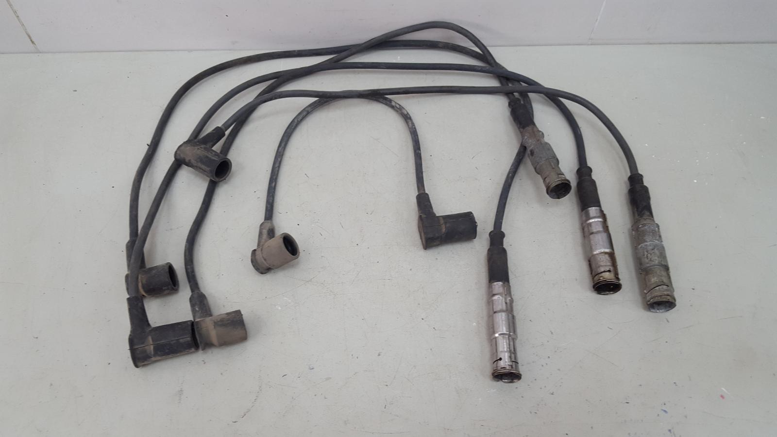Бронепровода высоковольтные провода Mercedes A190 W201 M102.961 2.0Л 1984