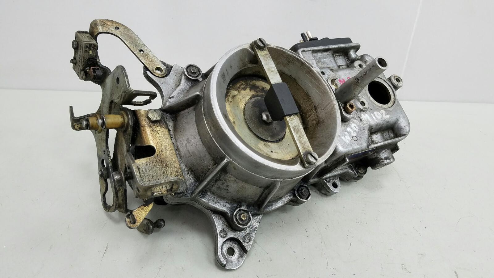 Расходомер воздуха ке-джетроник ke-jetronic Mercedes A190 W201 M102.961 2.0Л 1984