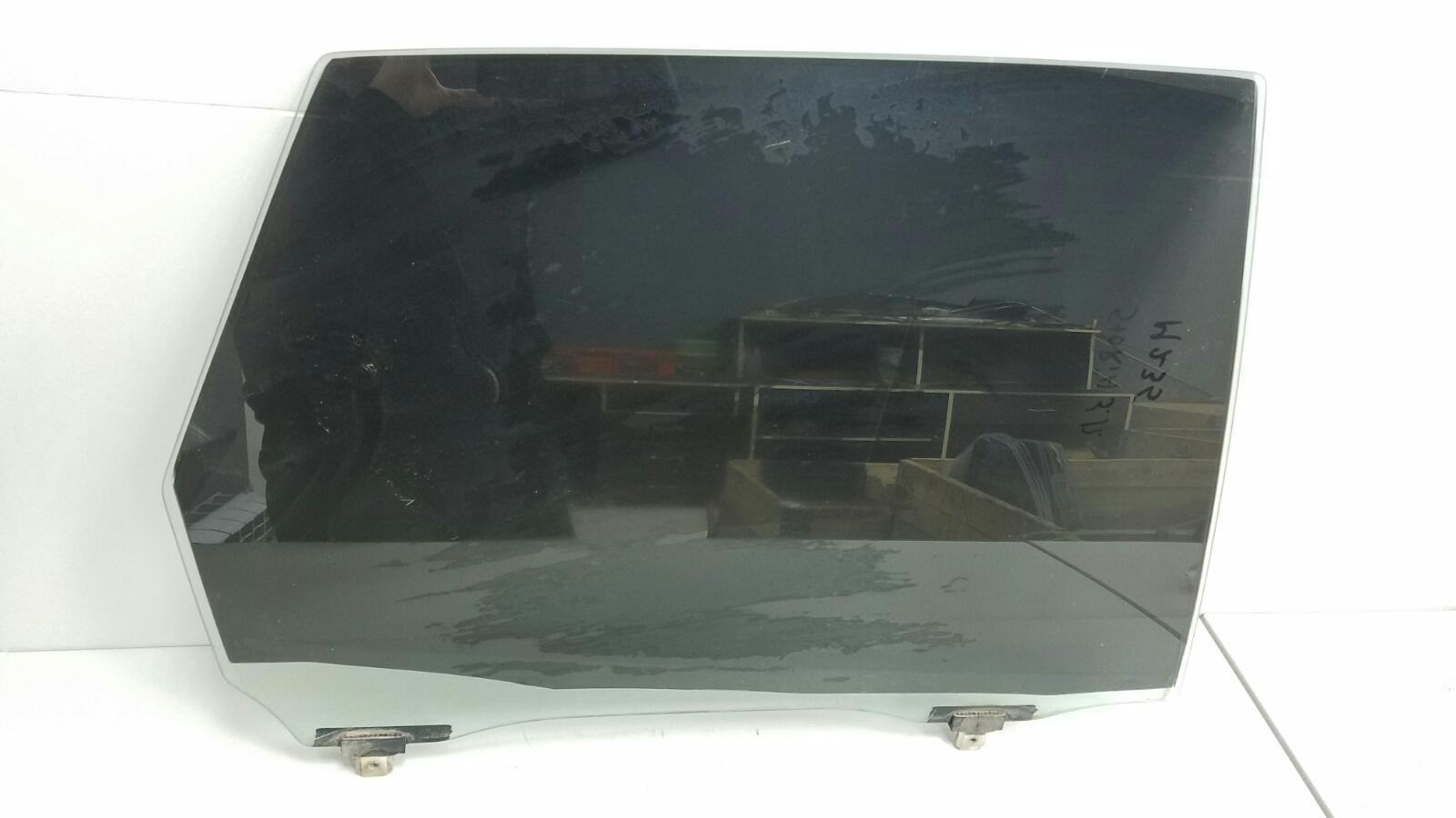 Стекло двери Daihatsu Storia M100S EJ 1Л 2003 заднее левое
