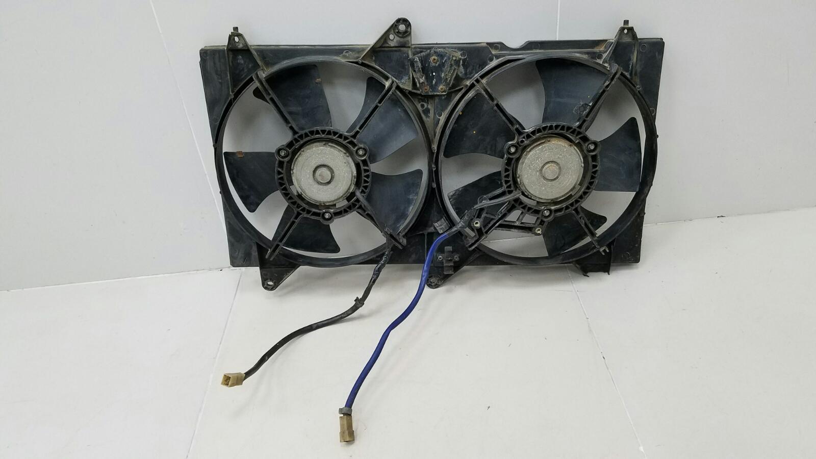 Вентилятор охлаждения радиатора Vortex Estina A21 2010