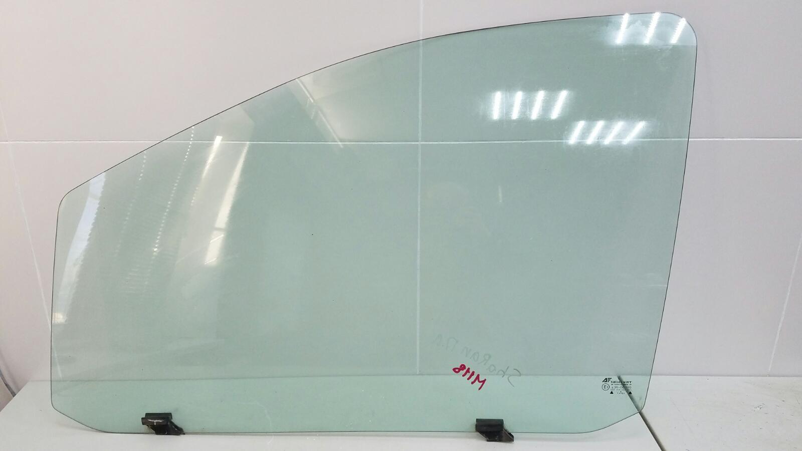 Стекло двери Volkswagen Sharan 7M8 AMY 1999 переднее левое