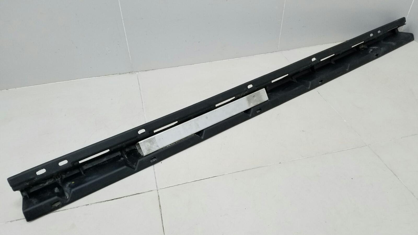 Накладка на порог наружняя Bmw X5 E53 M62 1999 левая