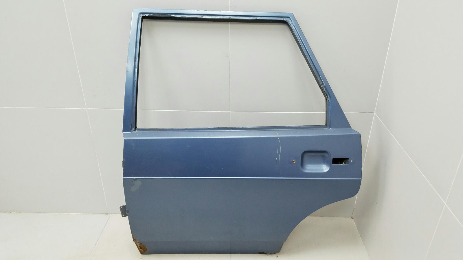 Дверь Ваз Лада Самара Спутник 21099 1990 задняя левая