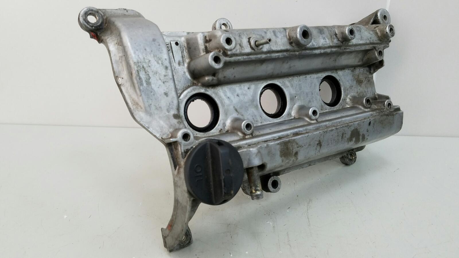 Крышка клапанная головки блока цилиндров гбц Daihatsu Storia M100S EJ 1Л 2003