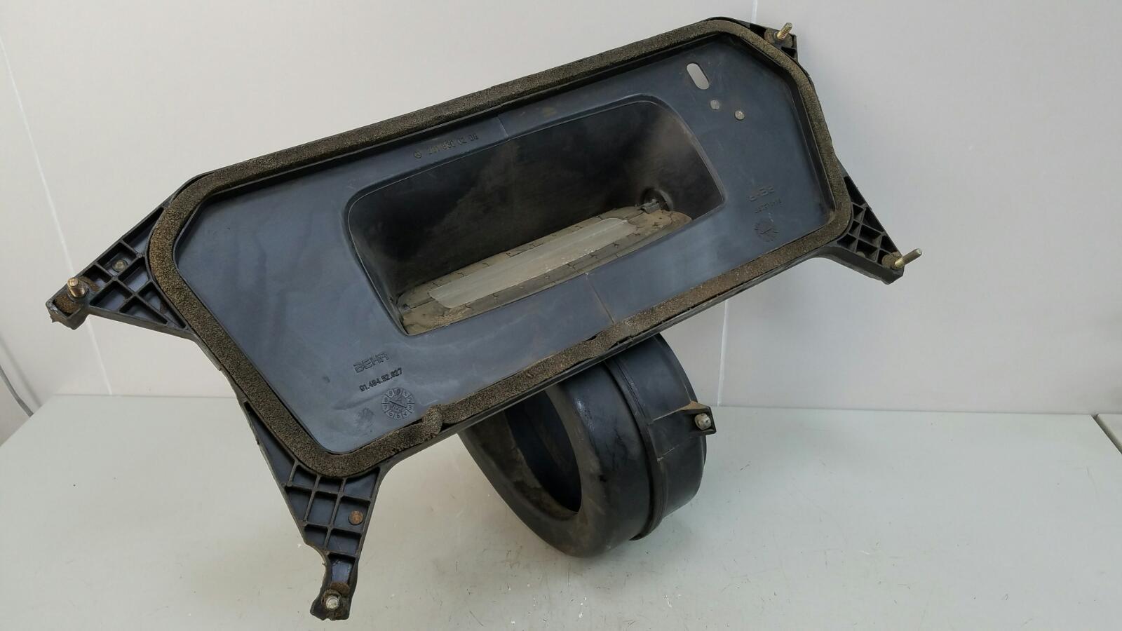 Корпус печки Mercedes A190 W201 M102.961 2.0Л 1984