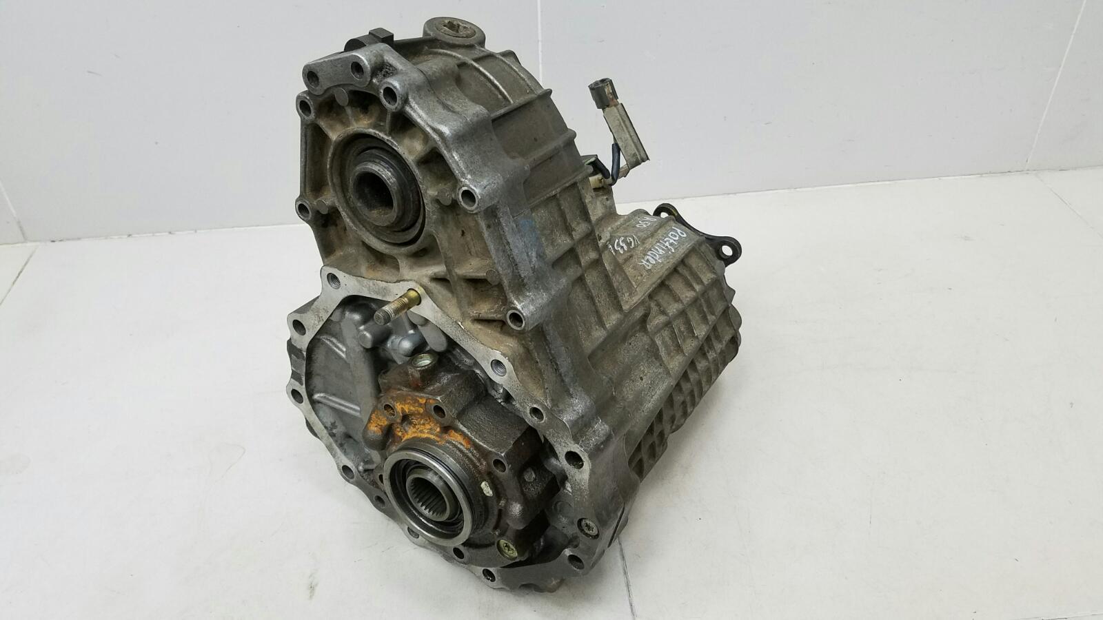 Раздатка Nissan Pathfinder R50 VG33E