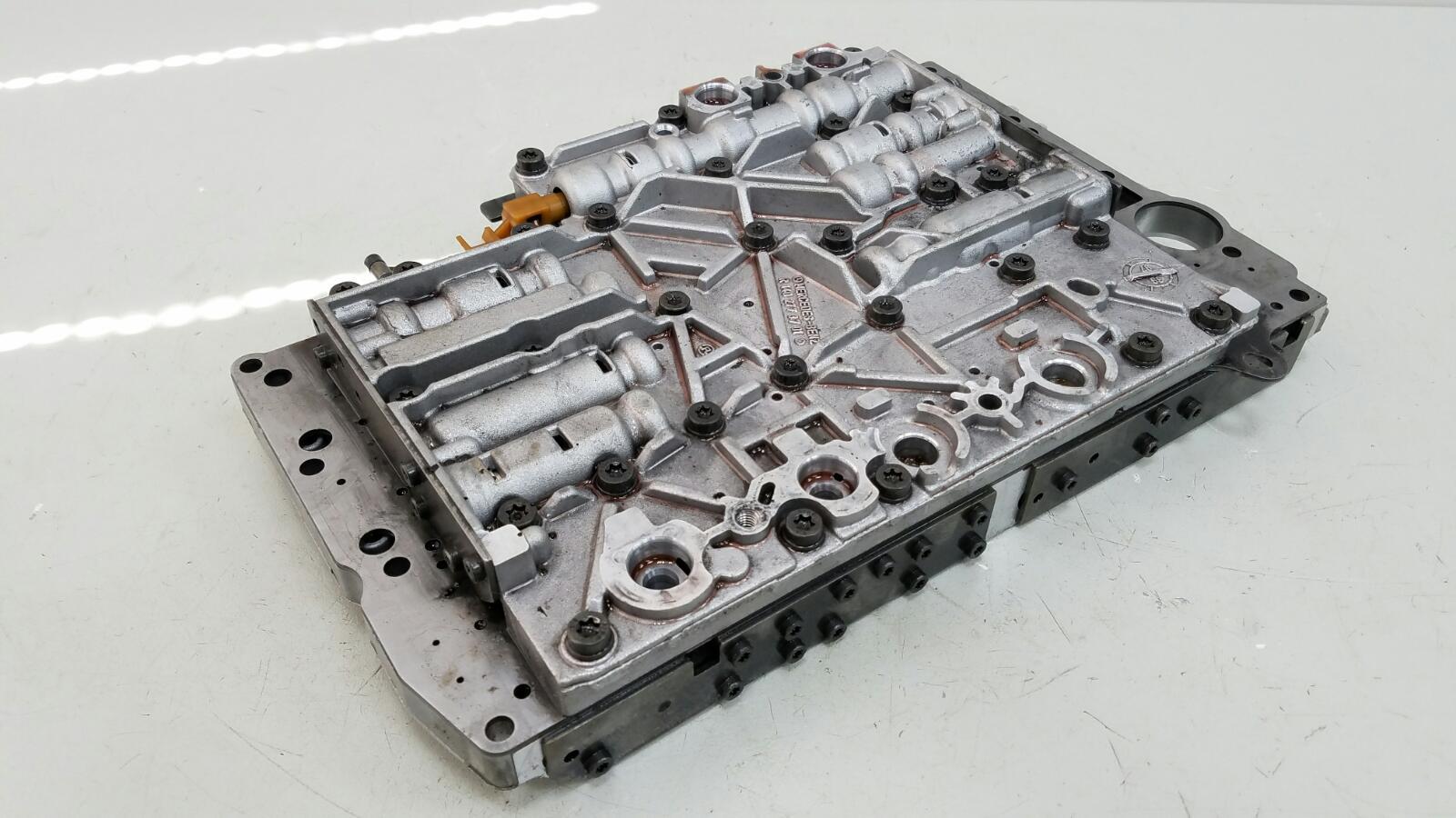 Гидроблок акпп Mercedes S500 W220 M113.960 2001