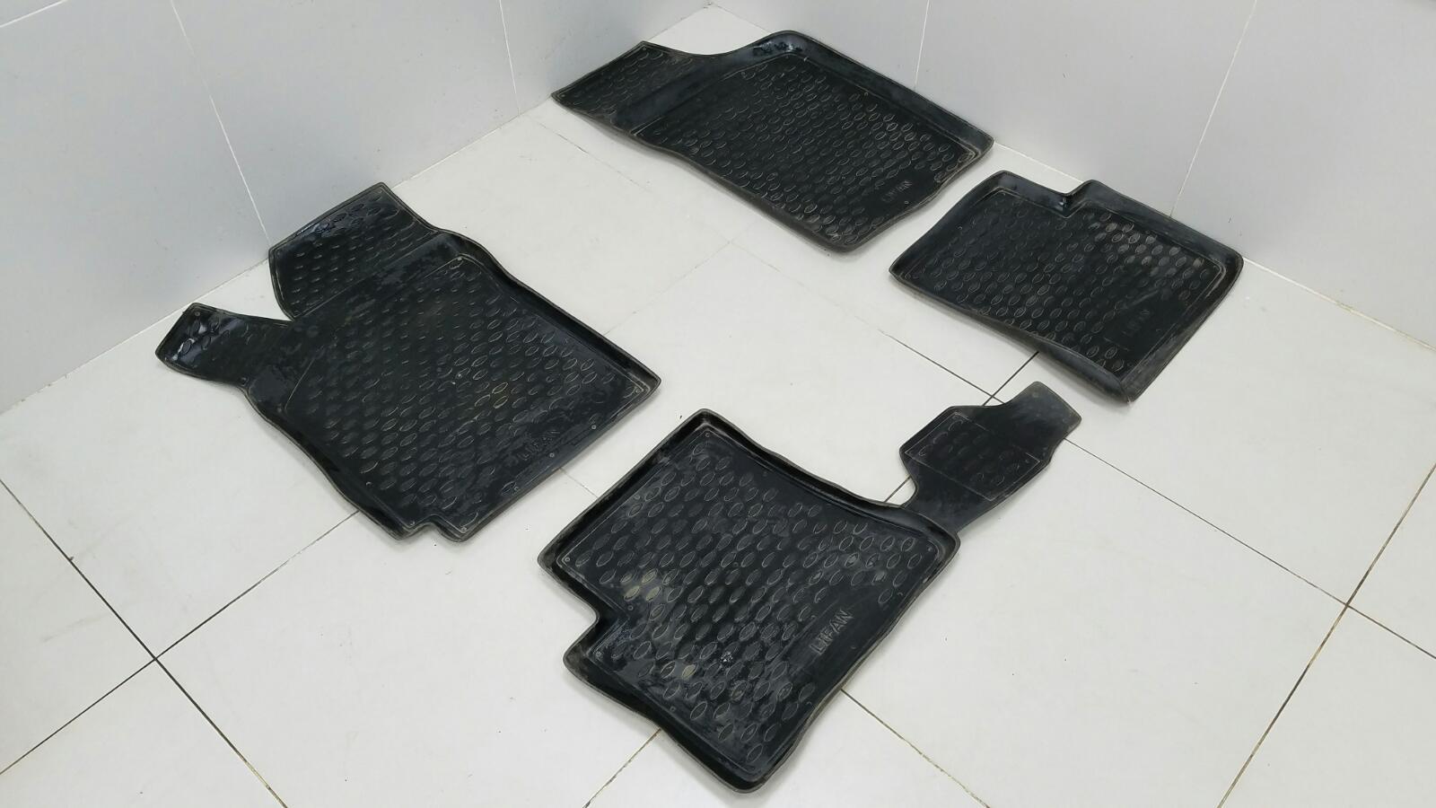 Комплект салонных ковриков Lifan Breez 520 1.3Л 2011