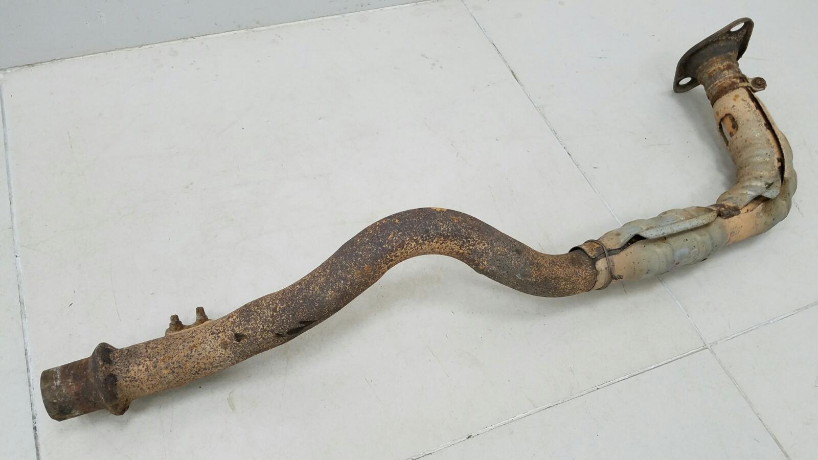 Приемная труба штаны Toyota Corolla AE100G 5A-FE 1996