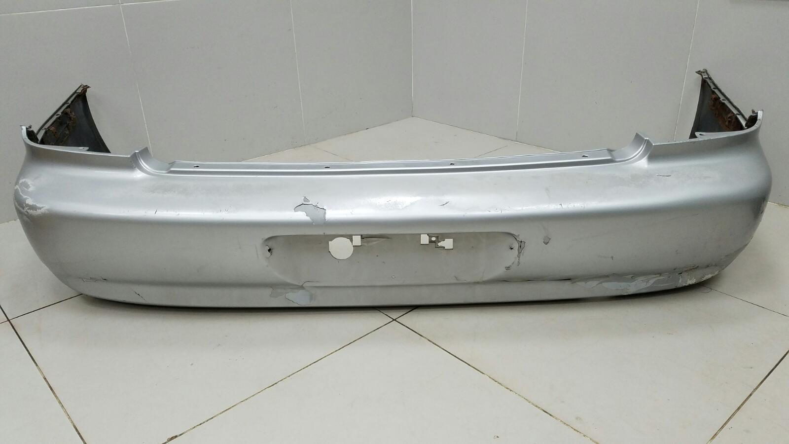 Бампер Hyundai Sonata 3 EF G4JP 2000 задний