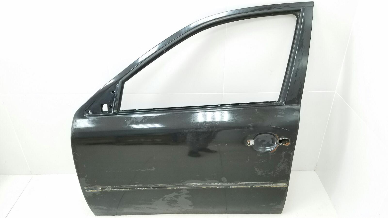 Дверь Skoda Octavia 1U2 AKL 1.6Л 2003 передняя левая