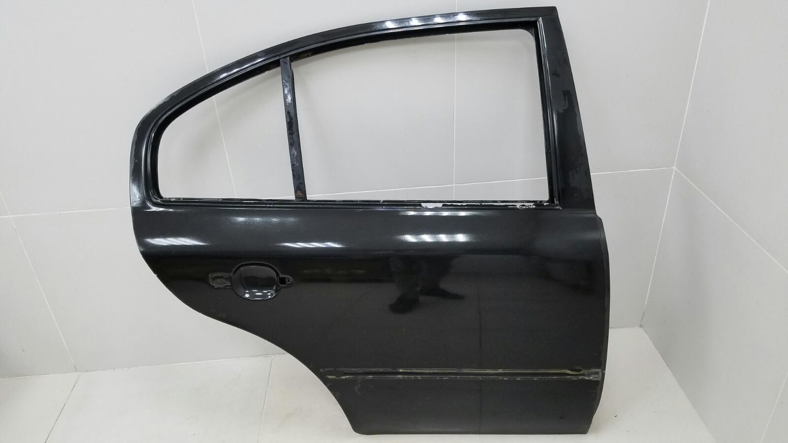 Дверь Skoda Octavia 1U2 AKL 1.6Л 2003 задняя правая