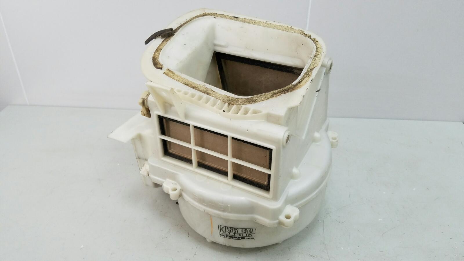Корпус печки Nissan Maxima A32 VQ20DE 1997
