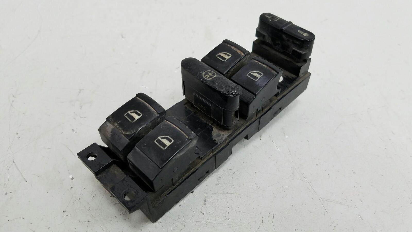 Блок управления стеклоподъемниками Skoda Octavia 1U2 AKL 1.6Л 2003