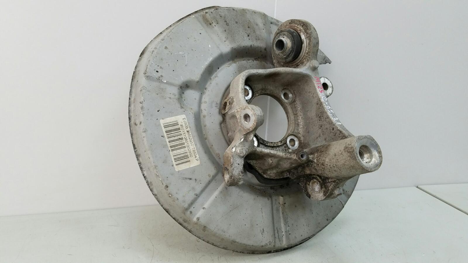 Поворотный кулак Bmw 745 I Li E65 N62 2001 задний левый