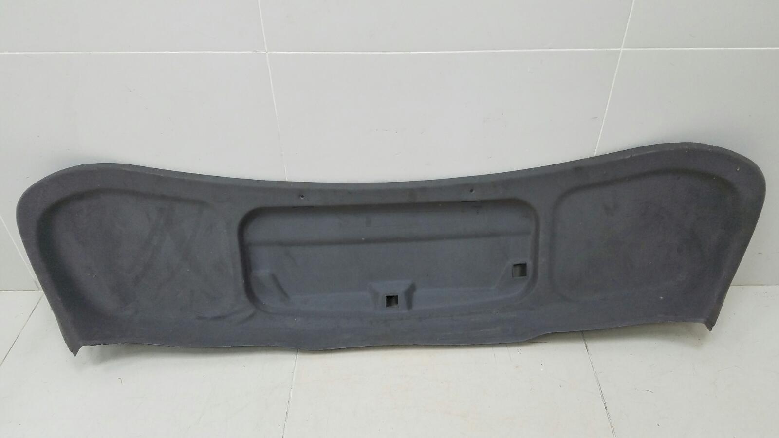 Обшивка крышки багажника Bmw 745 I Li E65 N62 2001