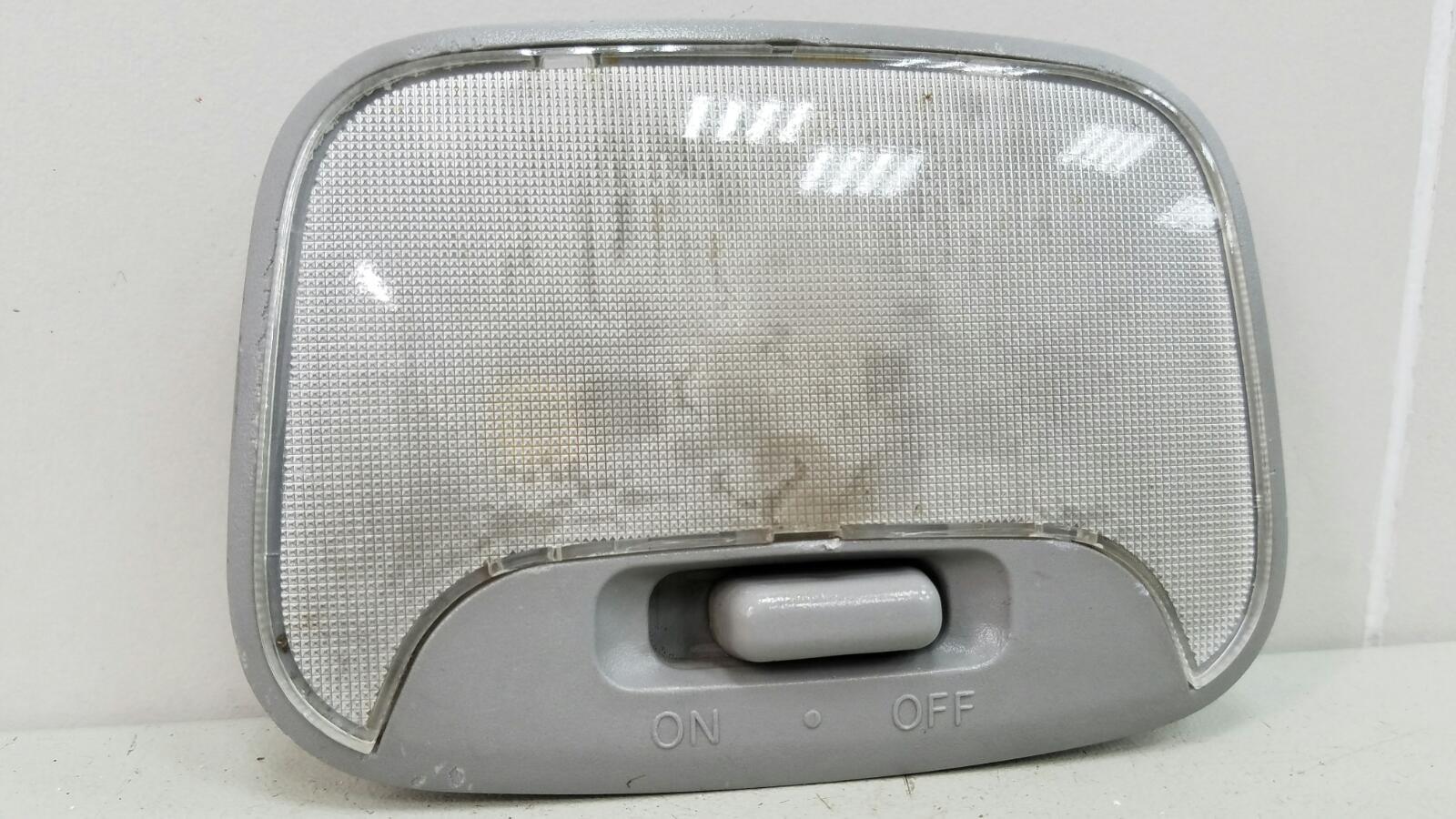 Плафон освещения Mitsubishi Lancer Cedia CS2A 4G15 2002