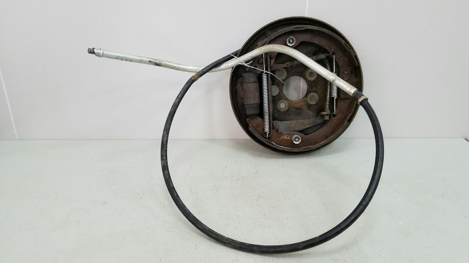 Механизм развода колодок ручника Skoda Octavia 1U2 AKL 1.6Л 2003 задний левый