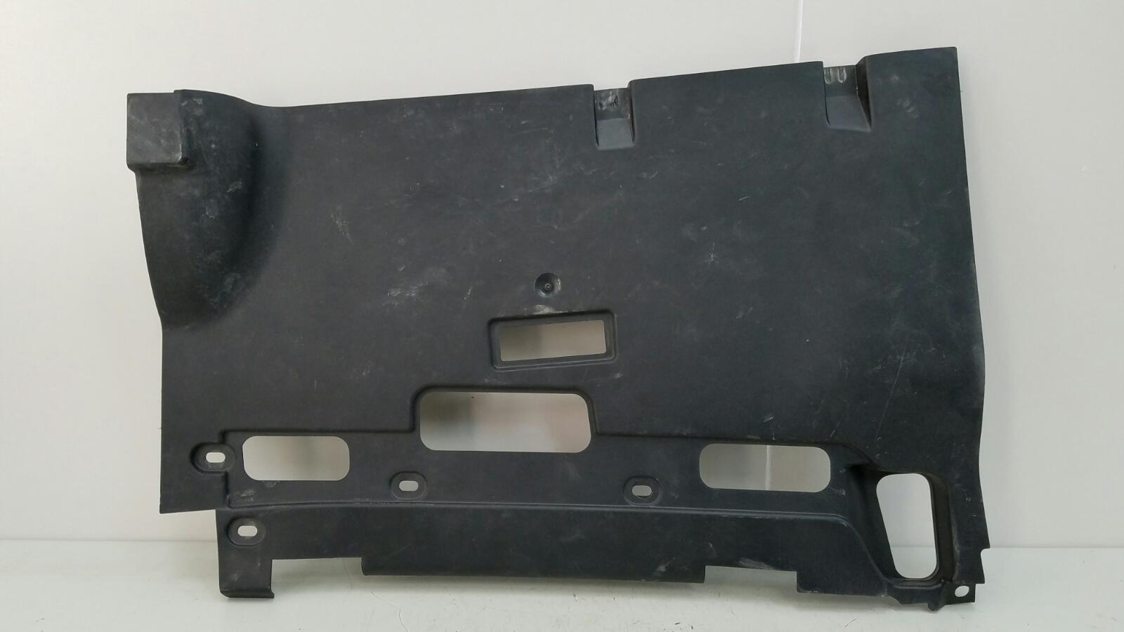 Накладка под торпеду Bmw 745 I Li E65 N62 2001 задняя правая