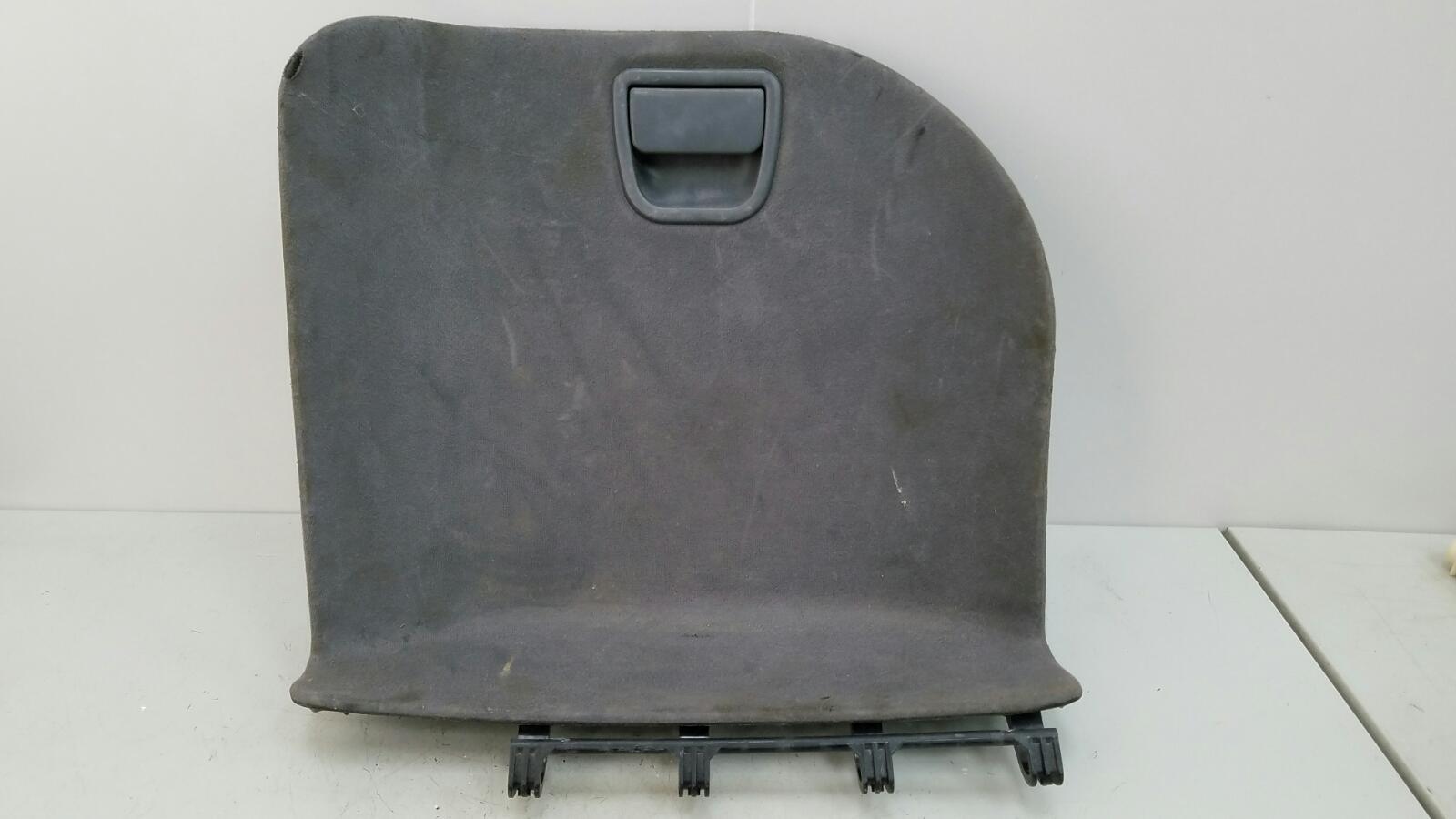 Крышка обшивки багажного отделения Bmw 745 I Li E65 N62 2001 задняя правая