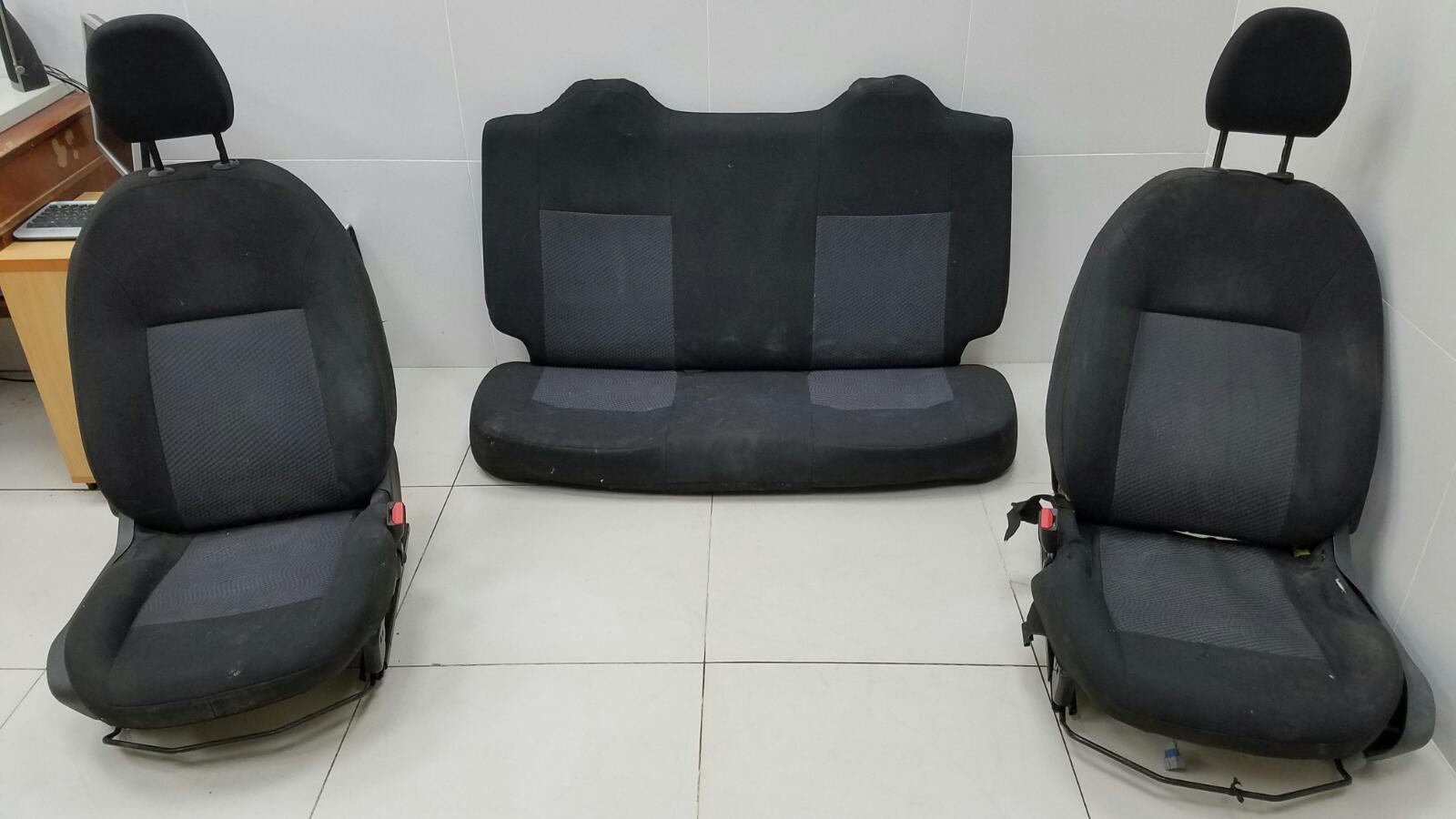 Комплект сидений Citroen C-Elysee DD EB2 M 2013