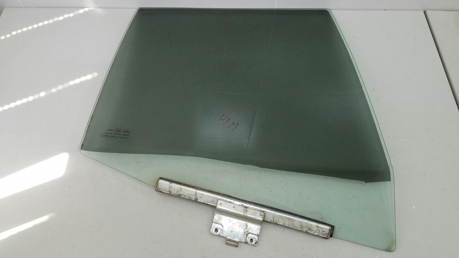 Стекло двери Chery Amulet A15 SQR7162 2006 заднее правое