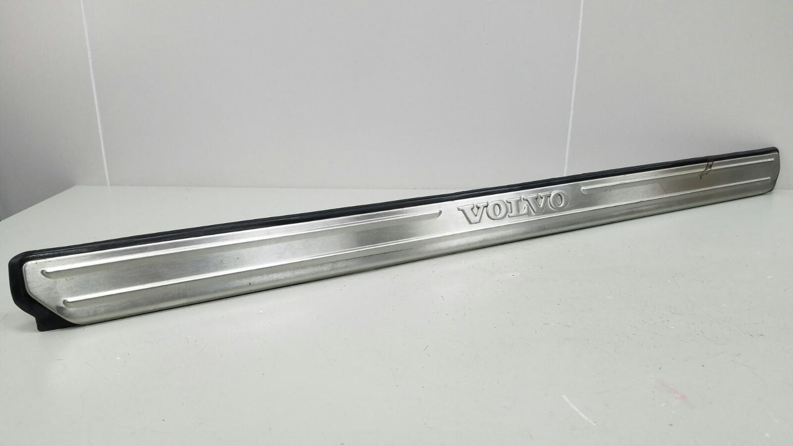 Накладка порога внутренняя Volvo C70 Купэ NK B5234T3 2001г передняя правая