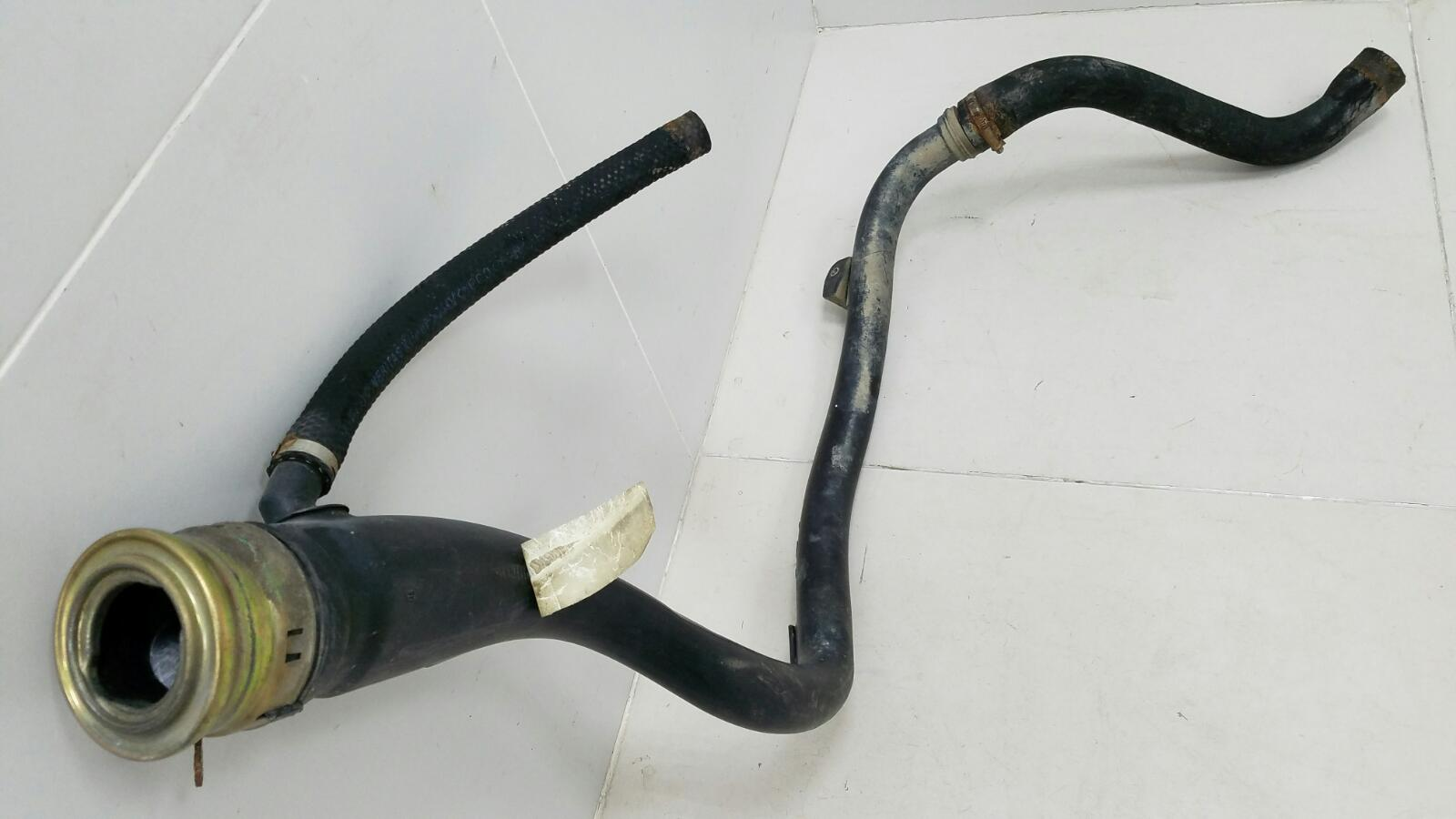 Горловина топливного бака Bmw 745 I Li E65 N62 2001