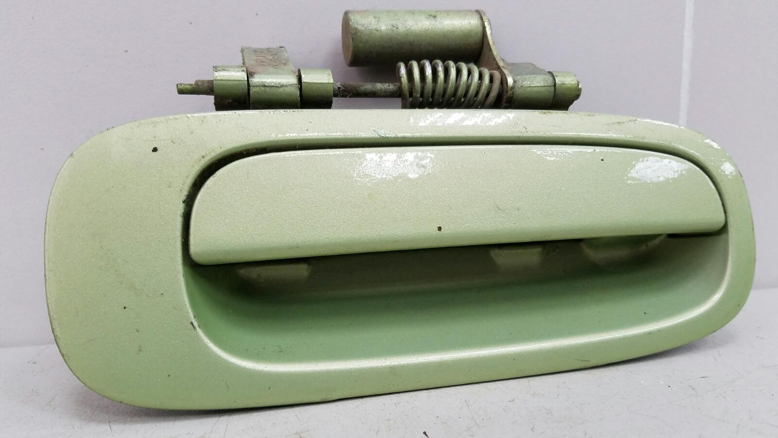 Ручка двери наружняя Toyota Corolla Spacio AE115 7A-FE 1.8Л 1999 задняя правая