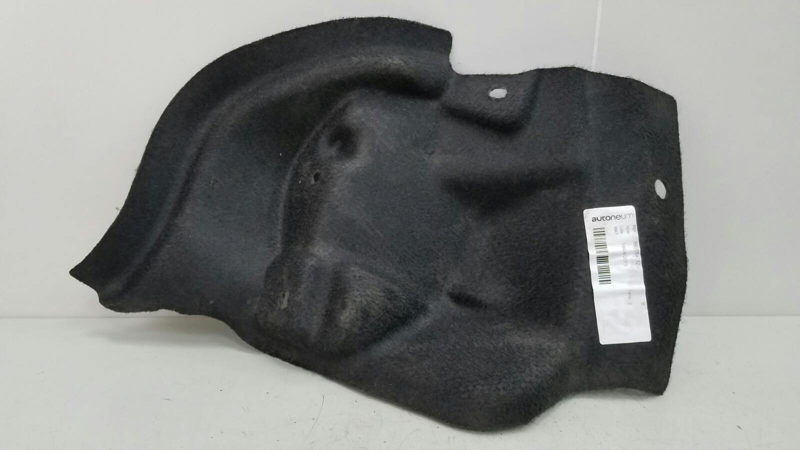Обшивка багажника Citroen C-Elysee DD EB2 M 2013 задняя правая