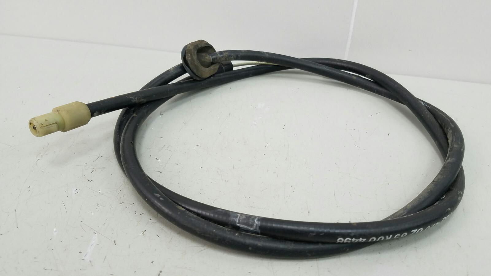 Трос ручного стояночного тормоза ручника Mercedes Ml430 W163 M113.942 1999