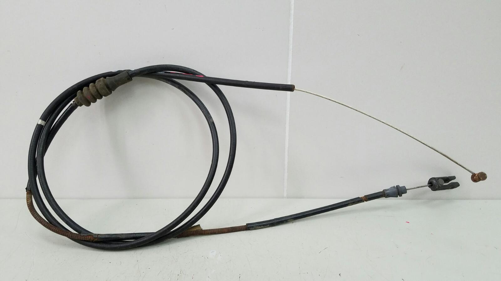 Тросик замка капота Mercedes Ml430 W163 M113.942 1999