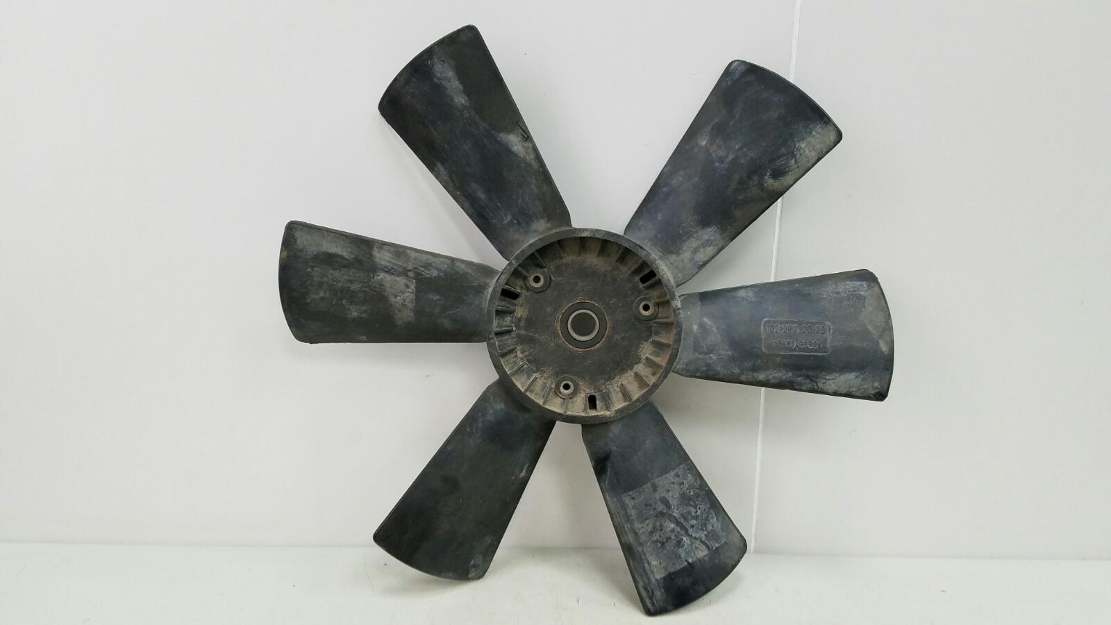 Вентилятор охлаждения радиатора Mercedes A190 W201 M102.961 2.0Л 1984