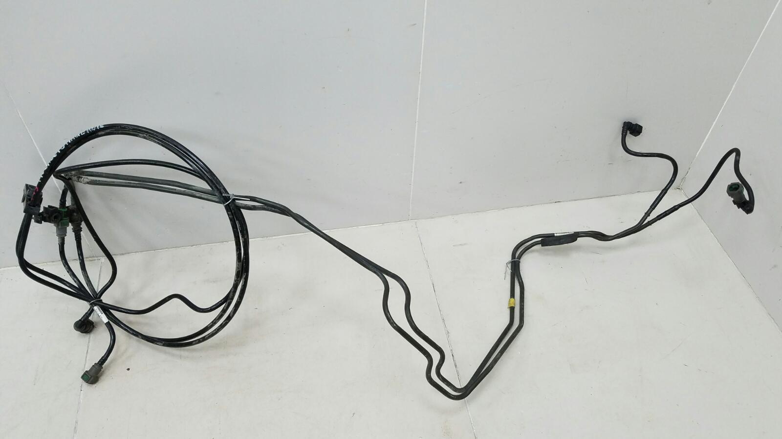 Трубка топливная Renault Fluence L30 K4M 2012