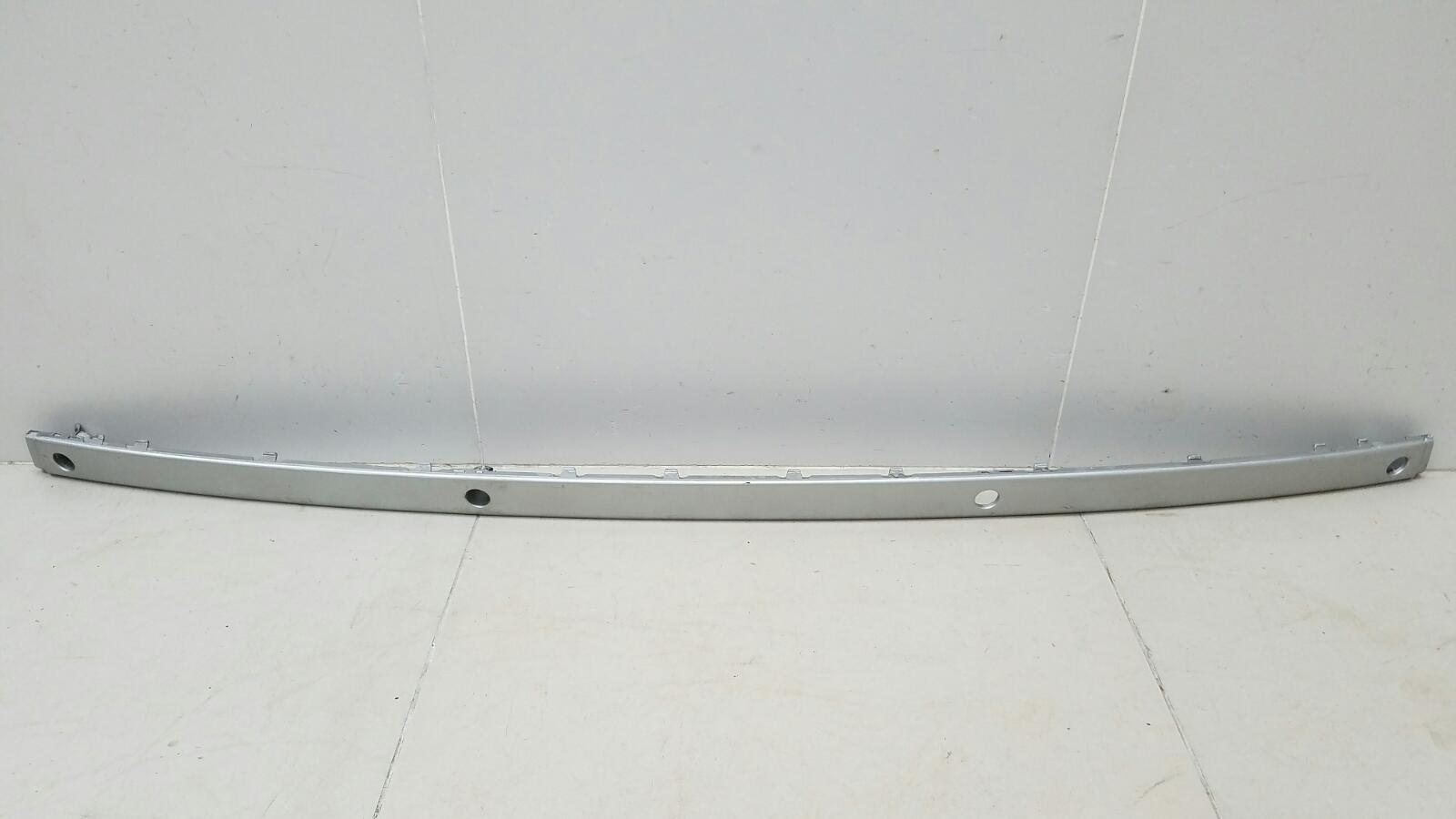 Молдинг бампера хром Bmw 745 I Li E65 N62 2001 задний