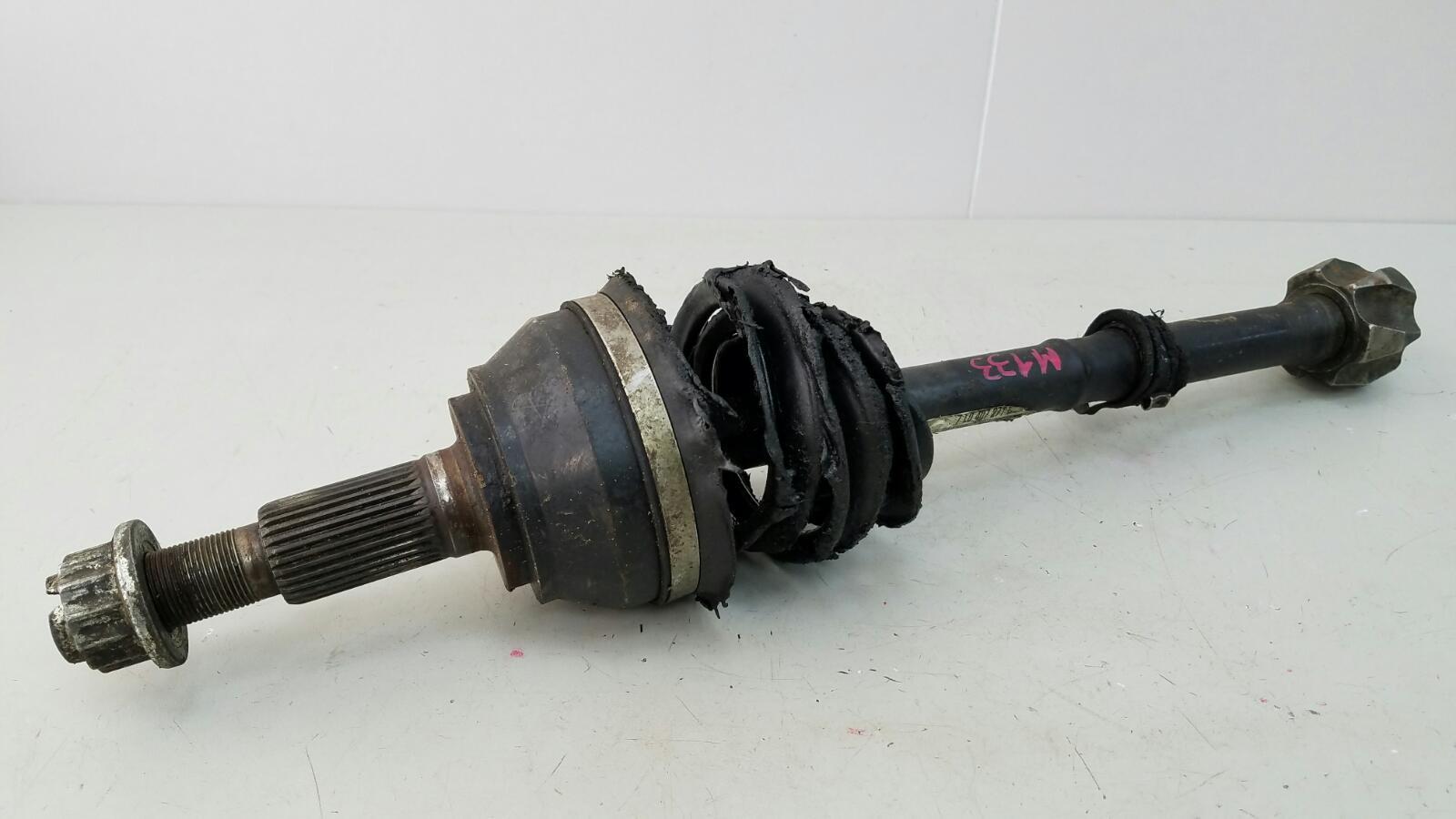 Привод в сборе Porshe Cayenne 955 M48.00 2004 передний
